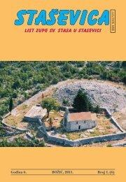 staševica - Franjevačka provincija Presvetog Otkupitelja