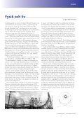 Fysik och liv - Svenska Fysikersamfundet - Page 3
