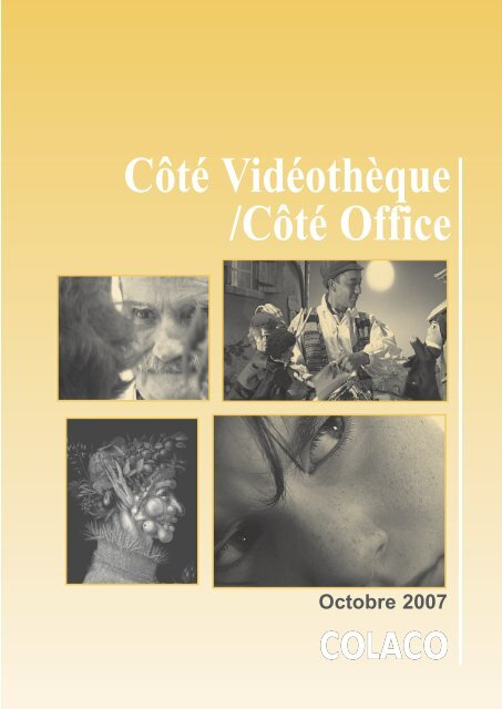 Côté Vidéothèque /Côté Office - Colaco