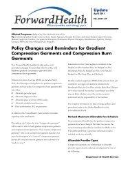 2011-27 - ForwardHealth Portal