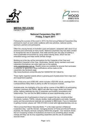 ncd media release feb 2011pdf