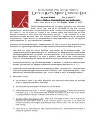 Little Red MPS App & Guidelines 12_13-1 - Florentine Opera
