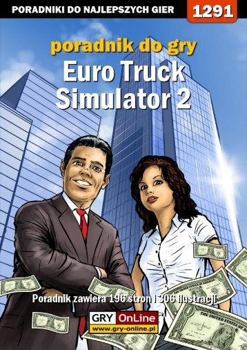 Poradnik GRY-OnLine do gry Euro Truck Simulator 2 - Gandalf