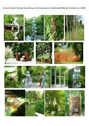 Kulturort Galerie Weiertal Ausstellung der Schweizerischen ...