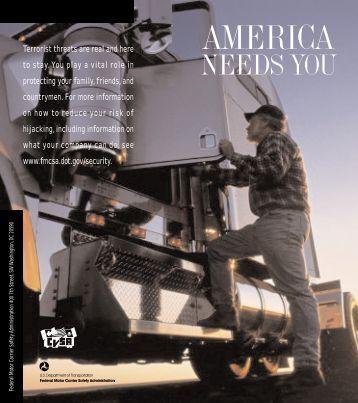Fmcsa Organizational Chart Federal Motor Carrier Safety