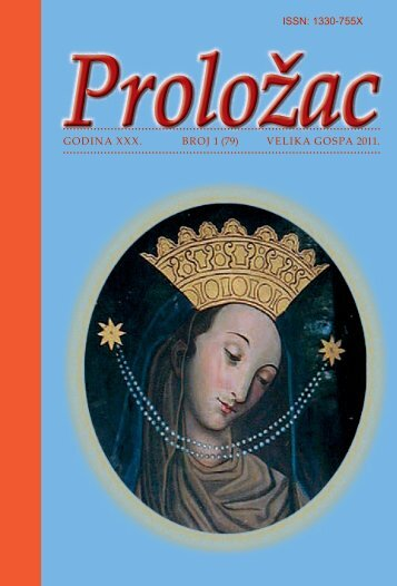 Velika Gospa 2011. - Franjevačka provincija Presvetog Otkupitelja