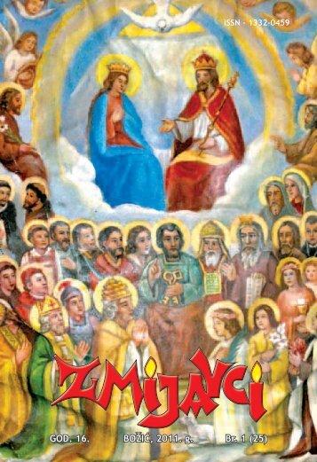 GOD. 16. BOŽIĆ, 2011. g. Br. 1 (25) - Franjevačka provincija ...