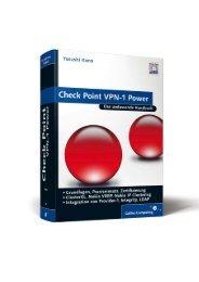 Check Point VPN-1 Power (PDF) - Galileo Computing