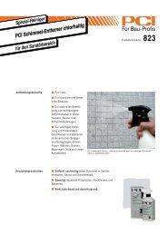 PCI Schimmel-Entferner chlorhaltig - Fliesen Lerche