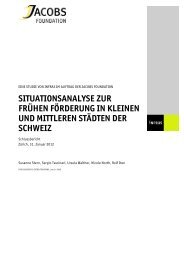 Gesamtstudie (PDF) - Jacobs Foundation