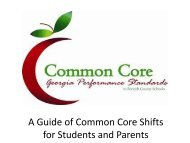 Student Parent Shifts - Forsyth County Schools