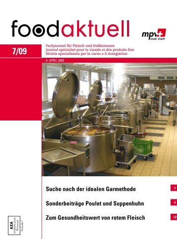 foodaktuell 7 2009 druck - Foodaktuell.ch