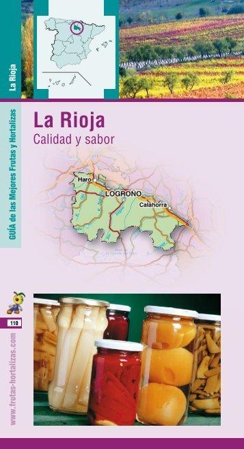 La Rioja - Frutas y Hortalizas