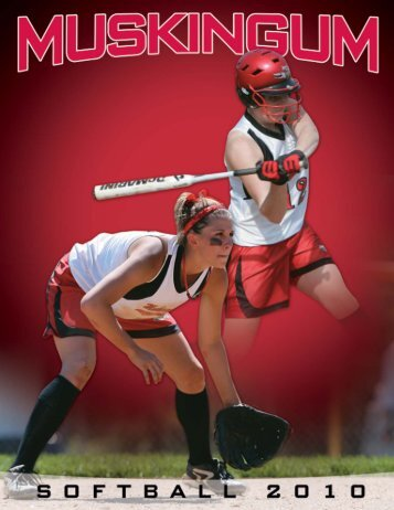 2010 Softball.p65 - Muskingum University