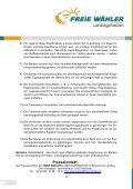 Pressemitteilung vom 06 - Freie Wähler Bayern - Page 2
