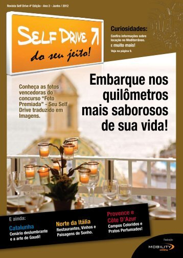Revista SelfDrive Ed.04 - Ano 2 - 2012