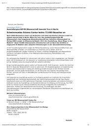 Pressemitteilung - WiD (pdf)