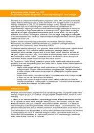 Alternativne oblike financiranja OVE: Vključevanje lokalnih ... - Focus