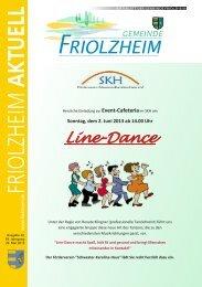 Blättle KW 22 - Friolzheim