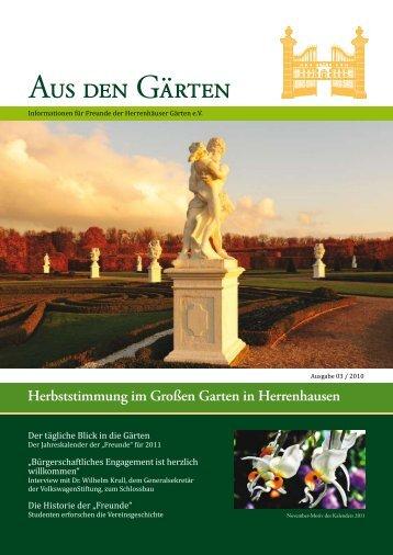 pdf zum Download (1,7 MB) - Freunde-der-herrenhaeuser-gaerten ...