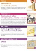 Un panel de solutions - FOOD MAGAZINE - Page 4