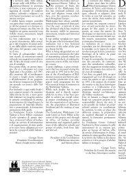 manasca-Chisone in provincia di Torino, è stato testimone