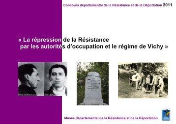 Télécharger (5.8 Mo) - Fondation de la Résistance