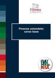 Finanza aziendale: corso base