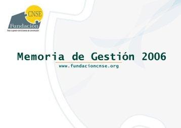 Español - Fundación CNSE