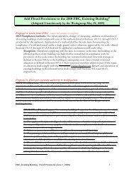 Existing - Florida Building Code Information System