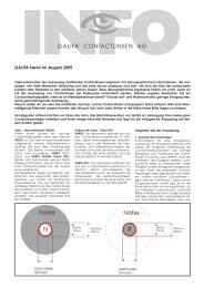 08_August 2005.pdf - Galifa Contactlinsen AG