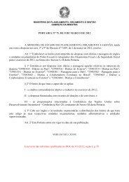 75 GM/MPOG Assinado em 08/03/2012 - Funasa