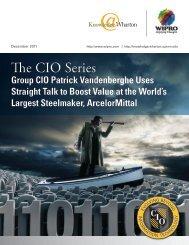 The CIO Series