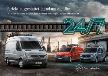 """""""Perfekt ausgestattet."""" (pdf) - Mercedes-Benz Niederlassung Freiburg"""