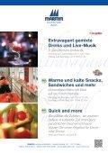"""in der """"Künstlerwerkstatt"""". Fine Dining mit internationalen und ... - Page 3"""