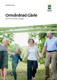 Broschyr Omvårdnad Gävle - Gävle kommun