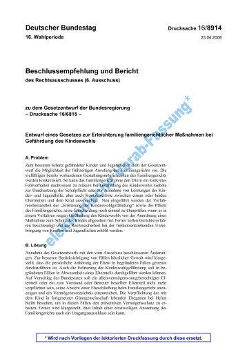 elektronische Vorab-Fassung* - Frauenhauskoordinierung