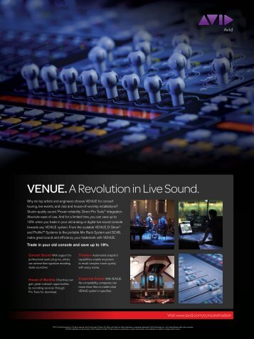 Download a pdf - FOH Online