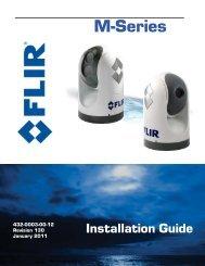 M-Series Installation Guide - Flir Systems
