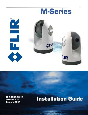 M-Series Installation Guide - Flir Systems