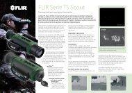 FLIR Serie TS Scout - Flir Systems