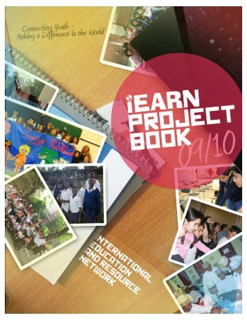 2009-2010 iEARN Project Book