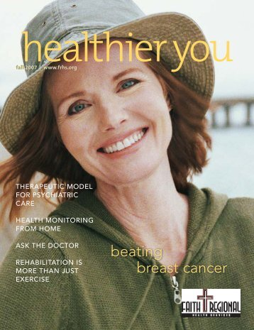 Fall 07 - Faith Regional Health Services