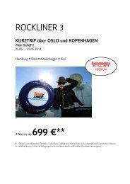 ROCKLINER 3 - First Reisebüro