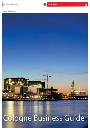 Cologne Business Guide.indd