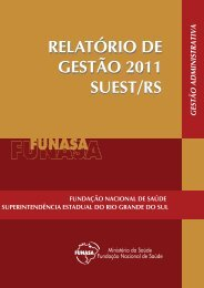 Suest/RS - Funasa
