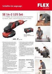SE 14-2 125 Set - FLEX