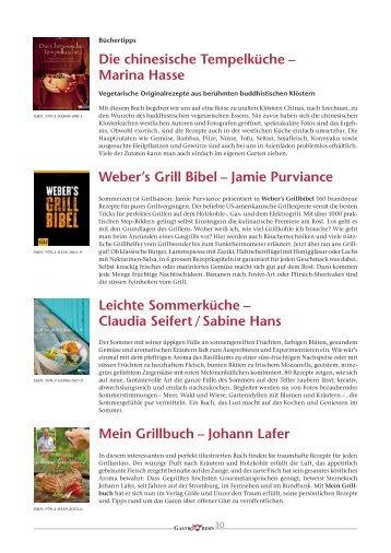 Mein Grillbuch – Johann Lafer Weber's Grill Bibel ... - GastroBern