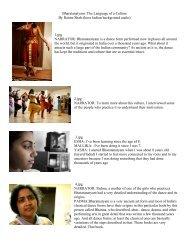 Bharatanatyam: The Language of a Culture By Raime Shah-(have ...