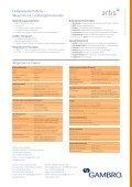 Das Dialysesystem Artis – Advanced Simplicity - Gambro - Seite 2